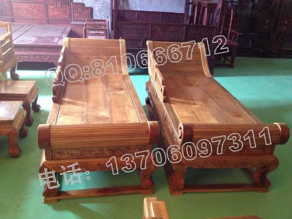 金丝楠木木,仿明清式宫廷家具精雕细琢精工制作而成