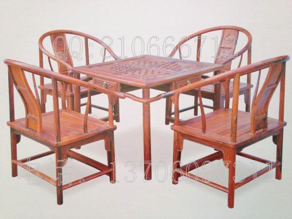 交趾黄檀休闲桌