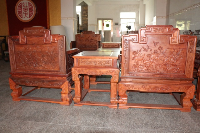 缅甸黄花梨沙发,缅甸黄花梨沙发价格