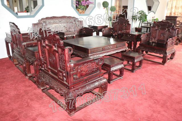 血檀新中式家具