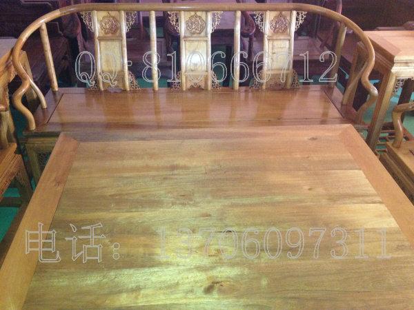 金絲/此套金丝楠木沙发,仿明式宫廷沙发,根据故宫提供的图纸选用...