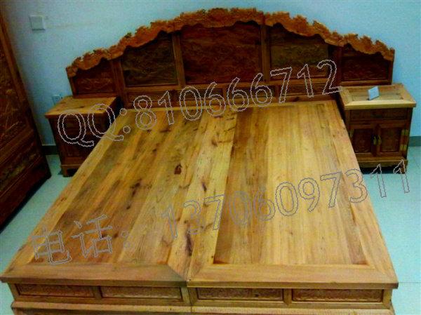 仙游红木家具厂红豆杉高低床